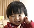 谷島 美玖璃ちゃんの写真