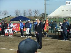 関城学童野球大会1