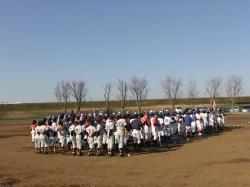 関城学童野球大会2