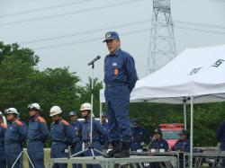水防訓練1