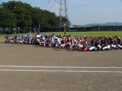 協和近隣球技大会2