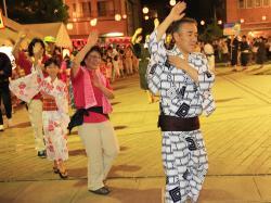 下館盆踊り大会2