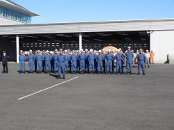 消防本部年頭訓示3