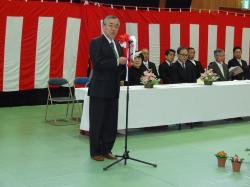 小学校入学式1