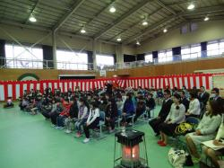 小学校入学式3