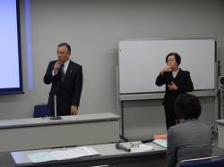 聴覚障害者協会定期総会1