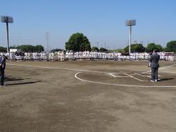 田宮杯中学校野球大会2