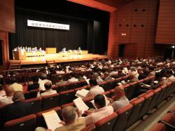 筑西市自治会連合会総会2
