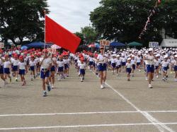 大村小学校運動会2