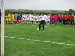 筑西市長杯少年サッカー大会2