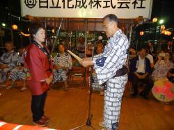 盆踊り大会3
