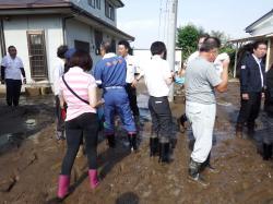 台風による大雨被害2