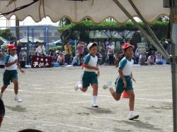 竹島小学校運動会2