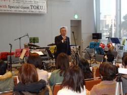 筑西ひなめぐりジャズコンサート1