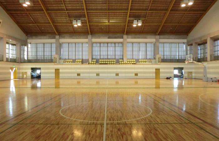 関城体育館04
