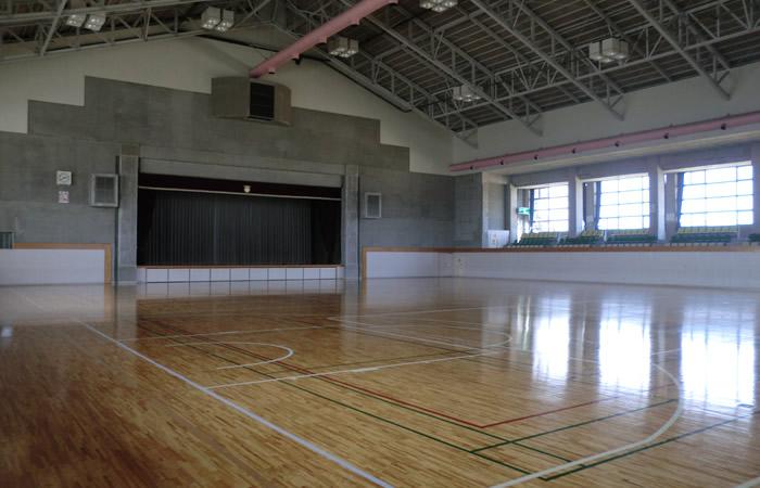 協和の杜体育館03