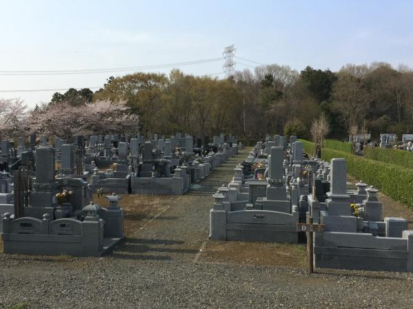 『協和台原公園墓地』の画像