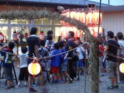 『地区夏祭り4』の画像