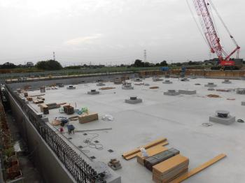 『病院建設6月(3)』の画像