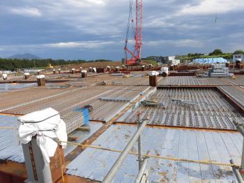 『病院建設7月(4)』の画像