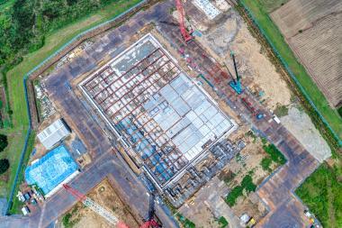 『病院建設7月(6)』の画像