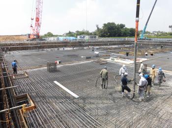 『病院建設5月(3)』の画像