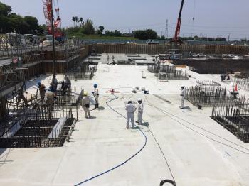 『病院建設5月(7)』の画像