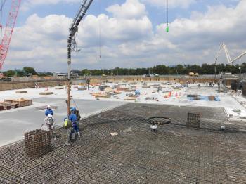 『病院建設6月(6)』の画像