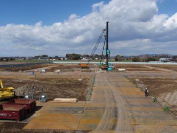 『病院建設3月(2)』の画像