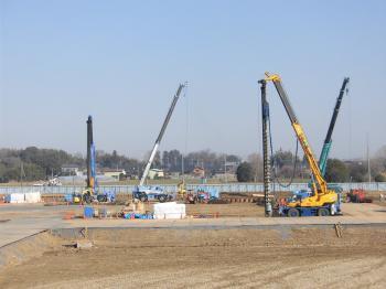 『病院建設2月(1)』の画像