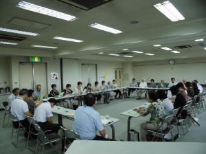 『29.8.4 民生委員下館西部定例会(2)』の画像