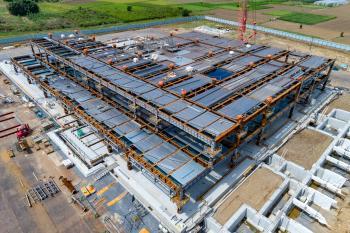 『病院建設8月(1)』の画像