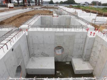 『病院建設8月(4)』の画像