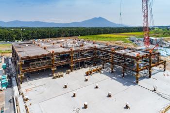 『病院建設8月(5)』の画像