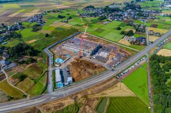 『病院建設9月(1)』の画像
