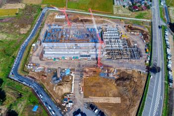 『病院建設10月(1)』の画像