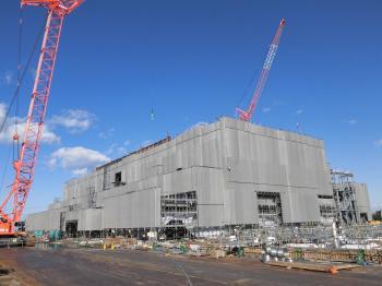 『病院建設10月(5)』の画像