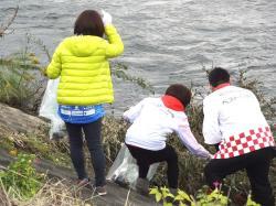 『勤行川清掃3』の画像