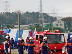 『稲敷防災訓練3』の画像