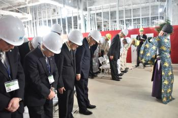 『病院建設11月(1)』の画像