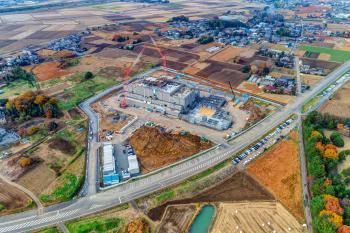 『病院建設11月(6)』の画像