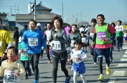 『マラソン大会2』の画像