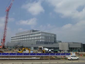 『病院建設H304月(3)』の画像