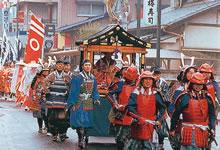 Oguri-Hangan Matsuri