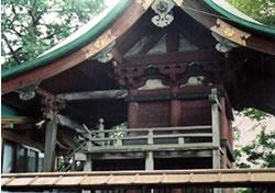 羽黒神社本殿(附棟札1枚)(はぐろじんじゃほんでん)