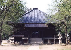 観音寺本堂(かんのんじほんどう)