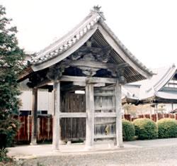 徳聖寺山門(とくしょうじさんもん)