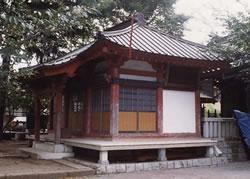羽黒神社旧拝殿(はぐろじんじゃきゅうはいでん)