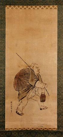 漁夫図(ぎょふず)
