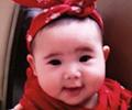 竹内 柚葉ちゃんの写真